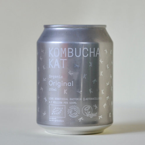 Kombucha Kat Original 250ml