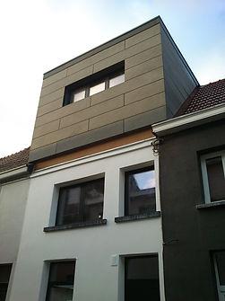 renovatie van een kleine arbeiderswoning