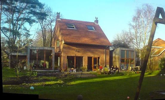 uitbreidingen woonhuis