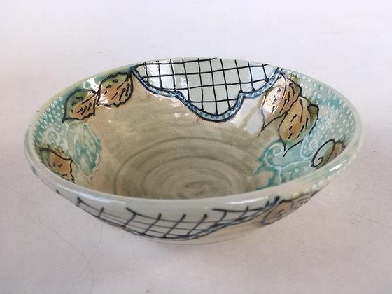 10 inch serving bowl