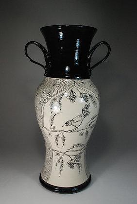 Sparrow Vase