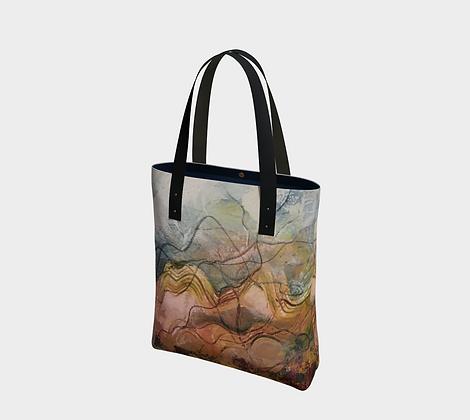 Prairie Goddess Tote Bag