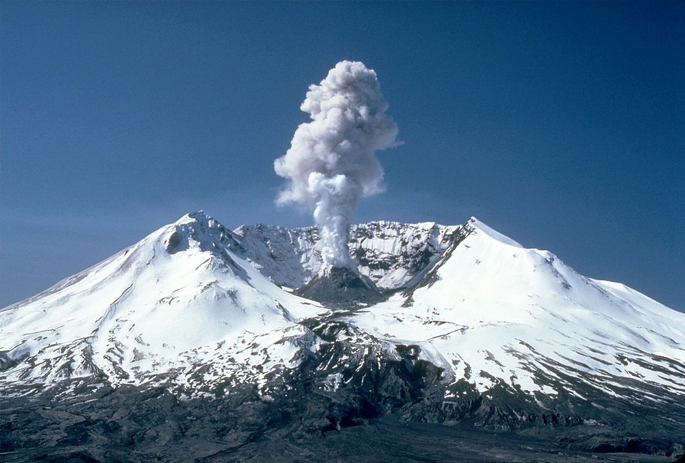 Mt. St. Helens confirms creation science
