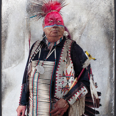 Terence Fiddler (Cheyenne River Sioux Tribe)