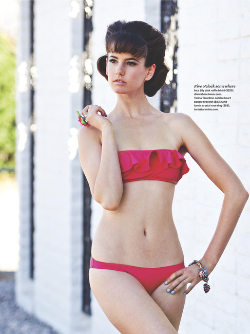 Swimsuit Issue - Las Vegas Weekly Feature