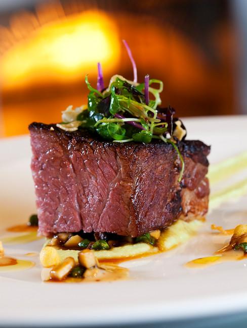 Steak - Mozen at Mandarin Oriental