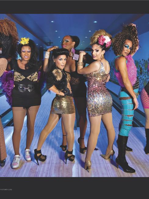 Drag Bowling - Las Vegas Weekly Feature