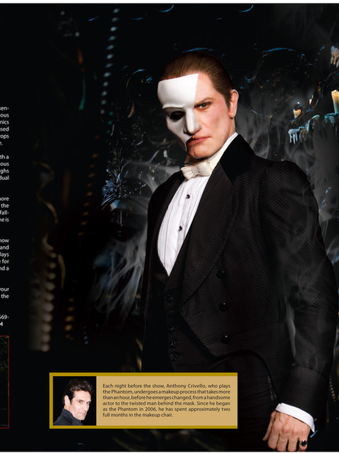 Phantom - Las Vegas Magazine Feature