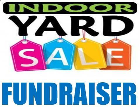 Cancelled - Indoor Yard Sale