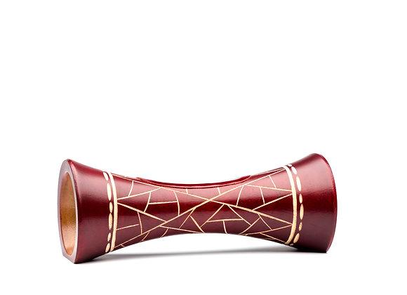 mangobeat DARK RED GIRAFE 25 cm