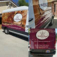 Company Vehicle Wrap in Santa Clarita