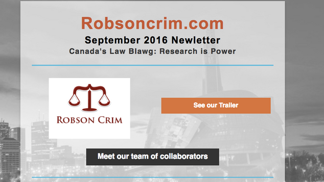 Check out our September 2016 Newsletter