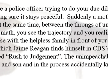 The Strange Universe of Police Procedurals: Blue Bloods and R v Waterfield