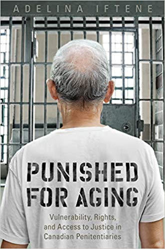 "Adelina Iftene to Launch ""Punished for Aging"" at Robson Hall"