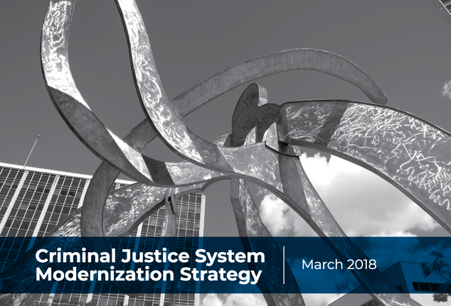 Manitoba's Criminal Justice System Modernization Strategy: A Good Start with Much More Work to Do