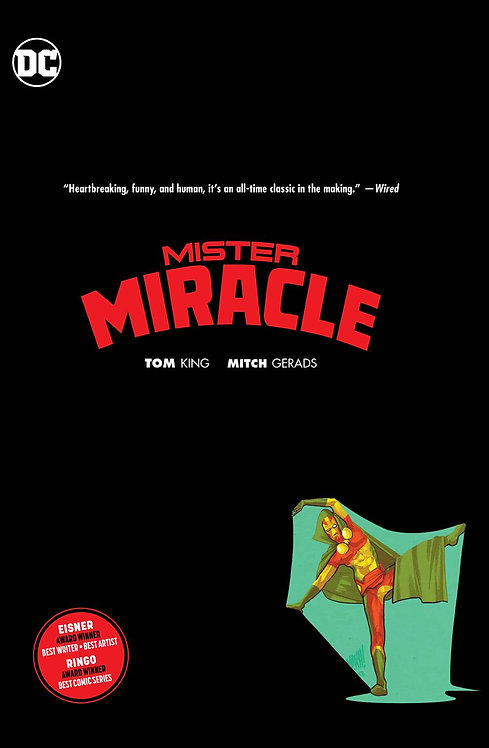MISTER MIRACLE VOL 1 HC