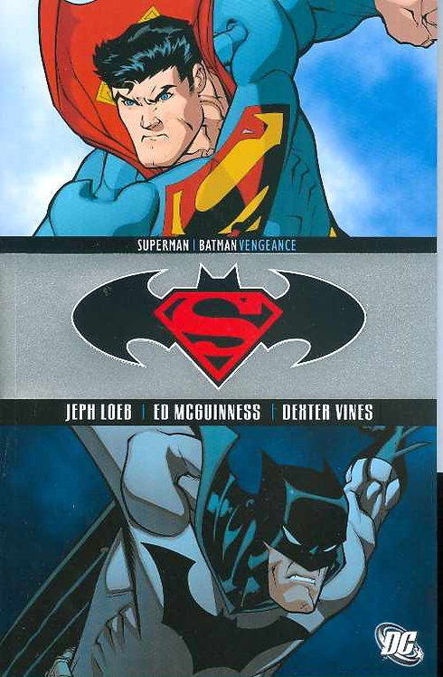 SUPERMAN BATMAN VENGEANCE HC