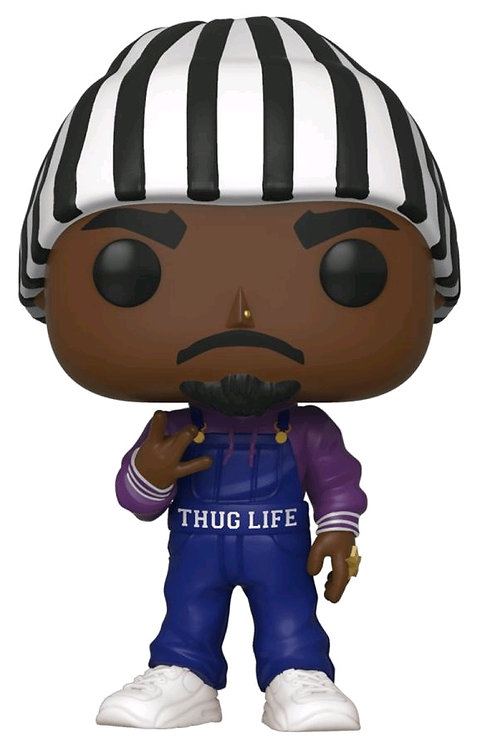 Tupac - Tupac Overalls US Exclusive Pop! Vinyl