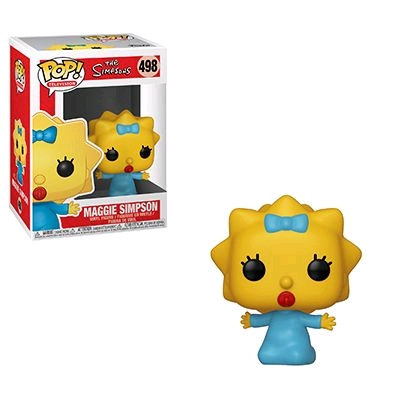 The Simpsons - Maggie Pop! Vinyl