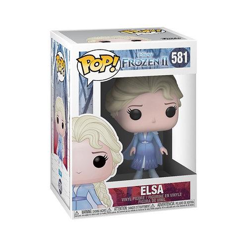 Frozen II - Elsa Pop! Vinyl
