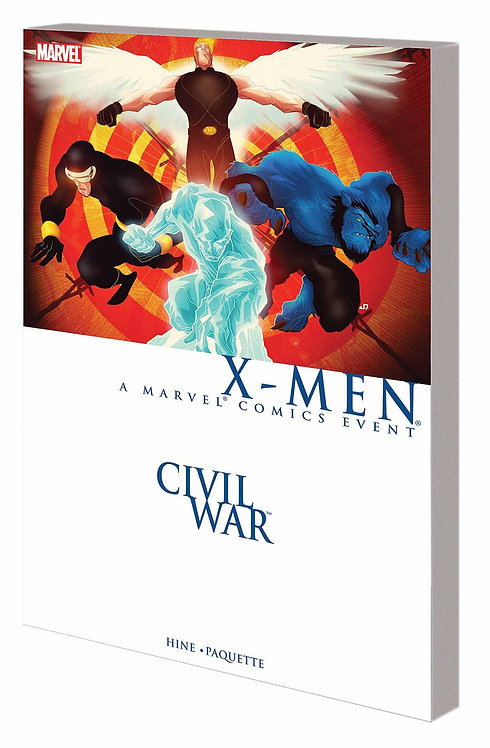 CIVIL WAR X-MEN TP