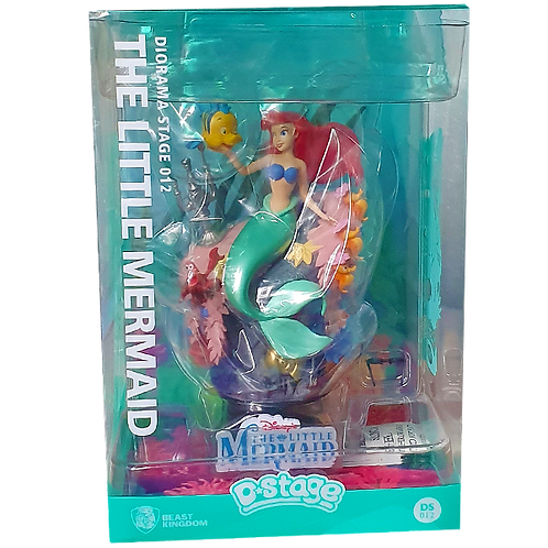 Disney - The Little Mermaid D-Stage Diorama Statue