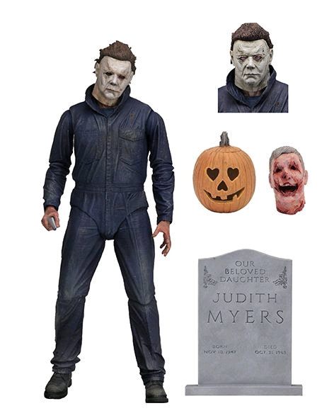 "Halloween (2018) - Michael Myers Ultimate 7"" Scale Action Figure"