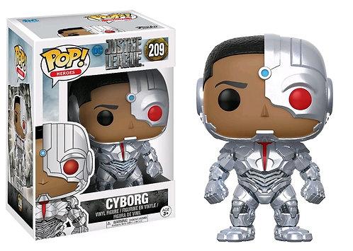 Justice League Movie - Cyborg Pop! Vinyl