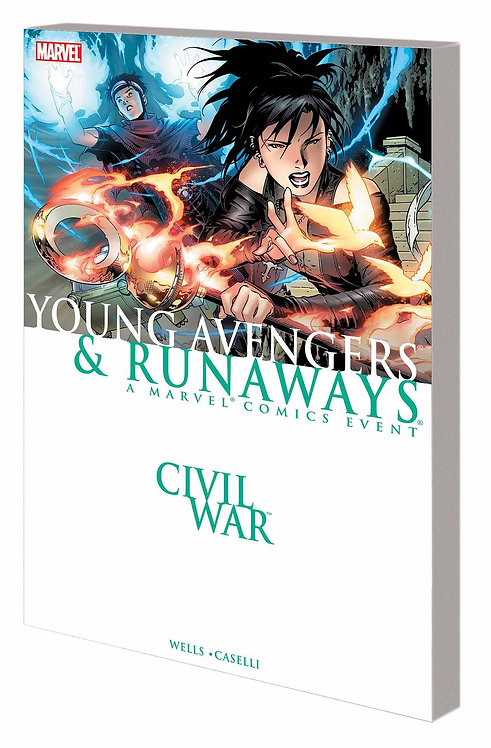 CIVIL WAR YOUNG AVENGERS AND RUNAWAYS TP
