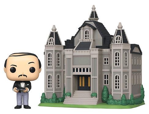 Batman - Alfred with Wayne Manor Pop! Town