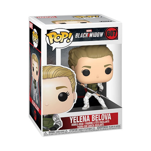 Black Widow - Yelena Belova Pop! Vinyl