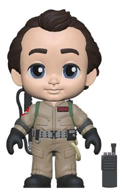 Ghostbusters - Dr Peter Venkman 5-Star Figure