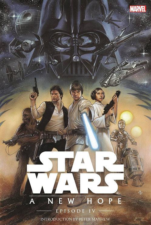 STAR WARS EPISODE IV HC NEW HOPE