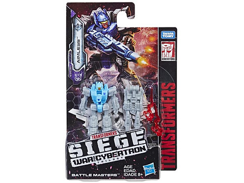 Transformers War for Cybertron: Siege Battle Masters Aimless