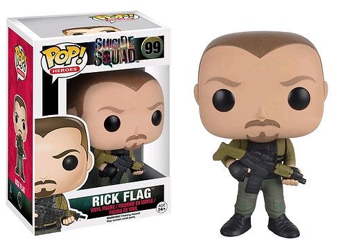 Suicide Squad - Rick Flagg Pop! Vinyl