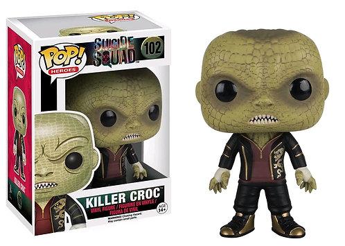 Suicide Squad - Killer Croc Pop! Vinyl