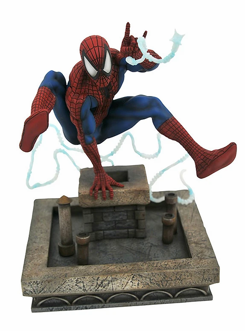 Marvel Comic Gallery Spider-Man '90s PVC Diorama