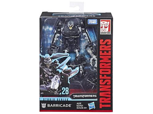Transformers Studio Series 28 Deluxe Barricade