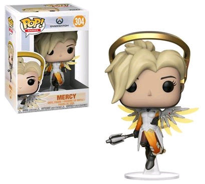 Overwatch - Mercy Pop! Vinyl