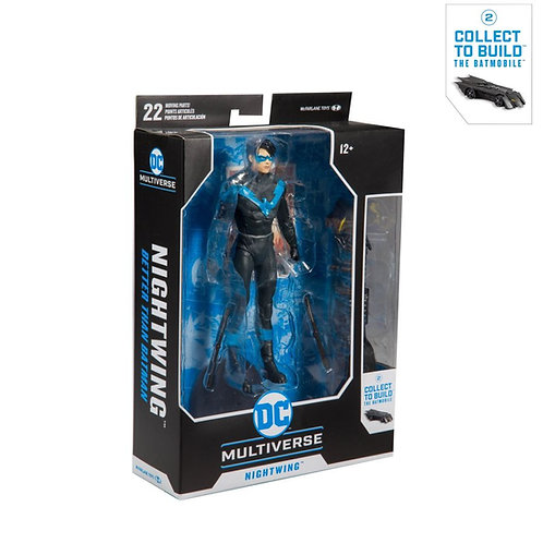 "Batman - Nightwing Modern Better Than Batman 7"" Build-A-Figure"