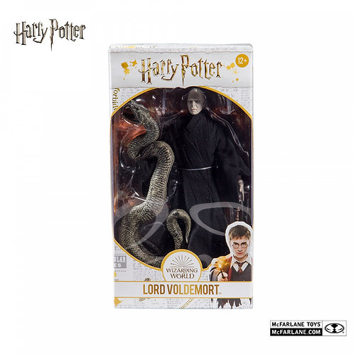 """LORD VOLDEMORT WITH NAGINI 7"""" ACTION FIGURE"""