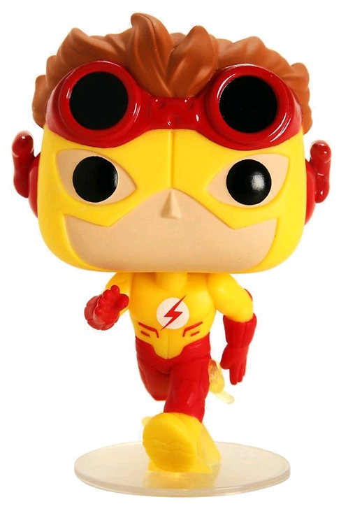 Young Justice - Kid Flash US Exclusive Pop! Vinyl [RS]