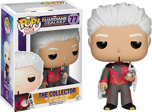 Guardians of the Galaxy - The Collector Pop! Vinyl