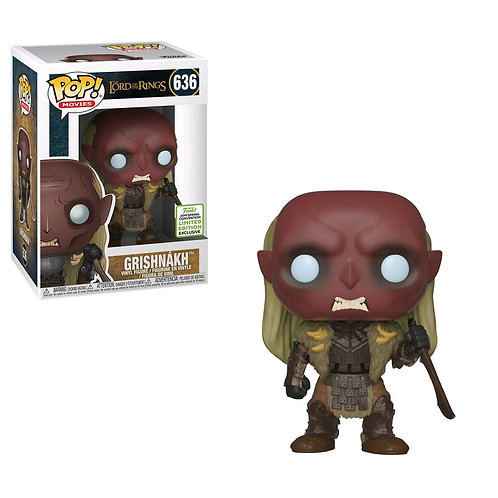 The Lord of the Rings - Grishnakh ECCC 2019 US Exclusive Pop! Vinyl