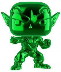 Dragon Ball Z - Piccolo Green Chrome ECCC 2020 Exclusive Pop! Vinyl