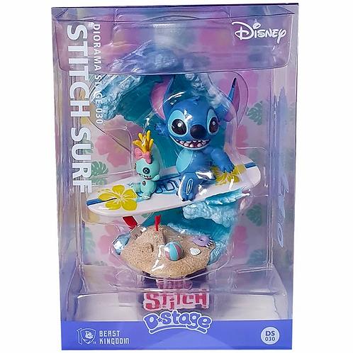Lilo & Stitch Surf D-Stage Diorama Statue