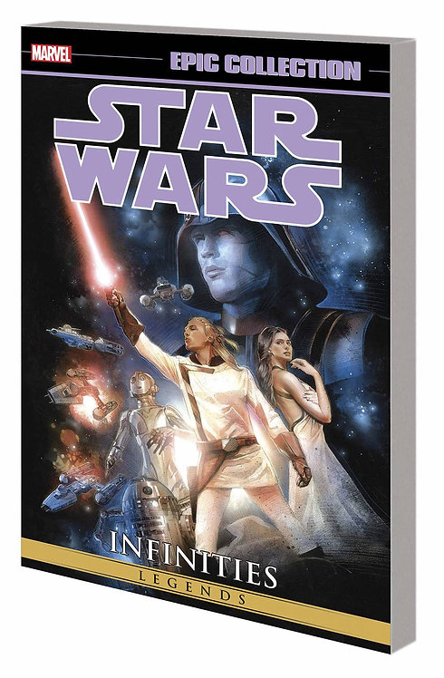 STAR WARS LEGENDS EPIC COLLECTION INFINITIES TP
