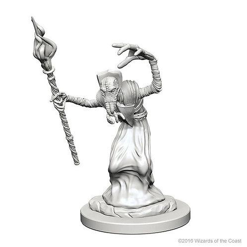 D&D Nolzurs Marvelous Unpainted Miniatures Mindflayers