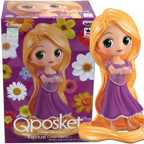 Q Posket Rapunzel Princess Figure