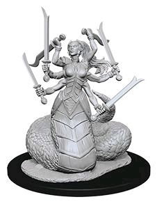 D&D Nolzurs Marvelous Unpainted Miniatures Marilith
